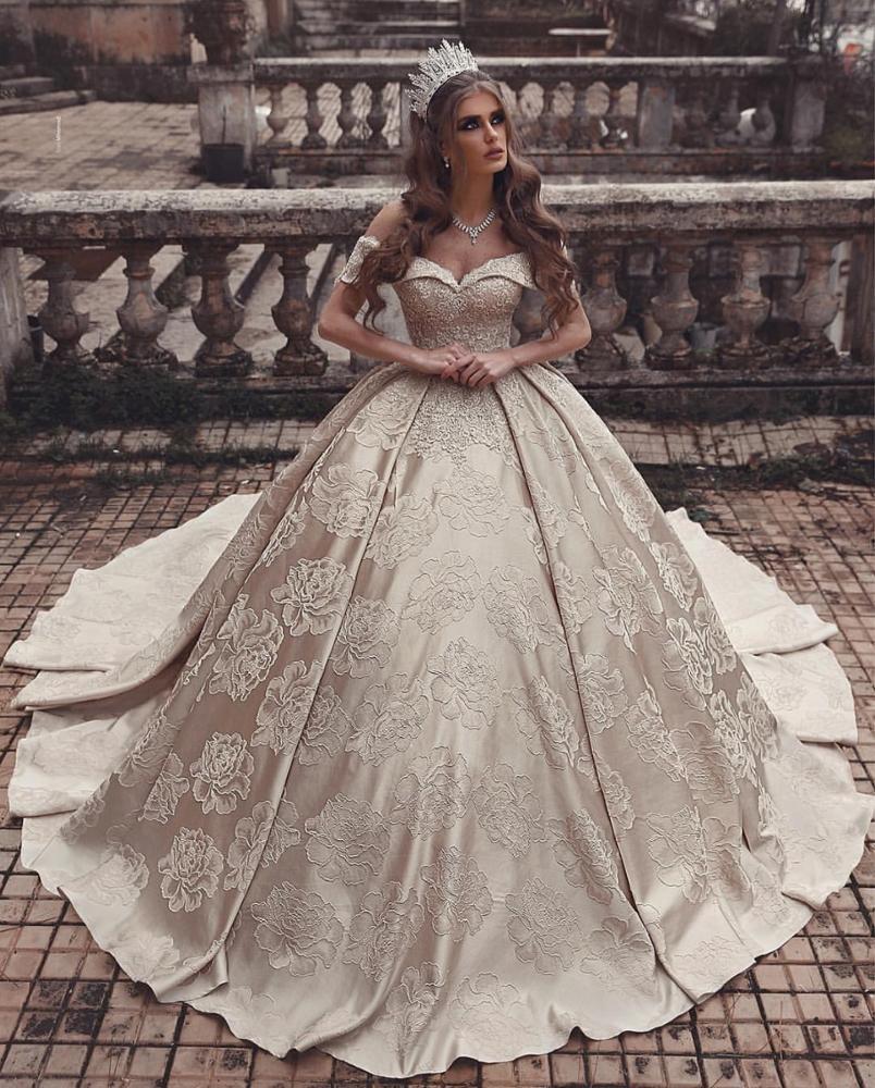 Princess Wedding Dresses 24