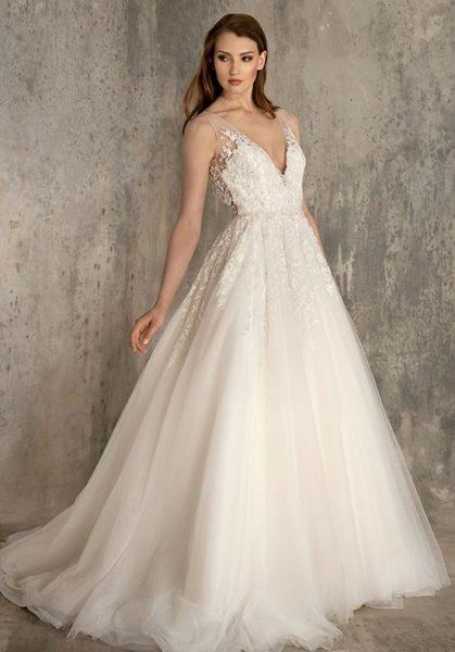 Rochie de mireasă A-line