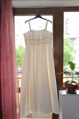 Rochie de mireasă pentru gravide