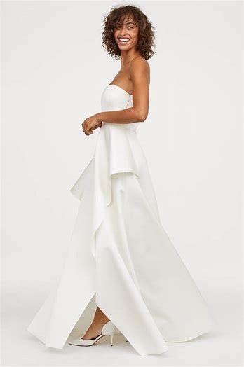 Rochie de mireasă H&M