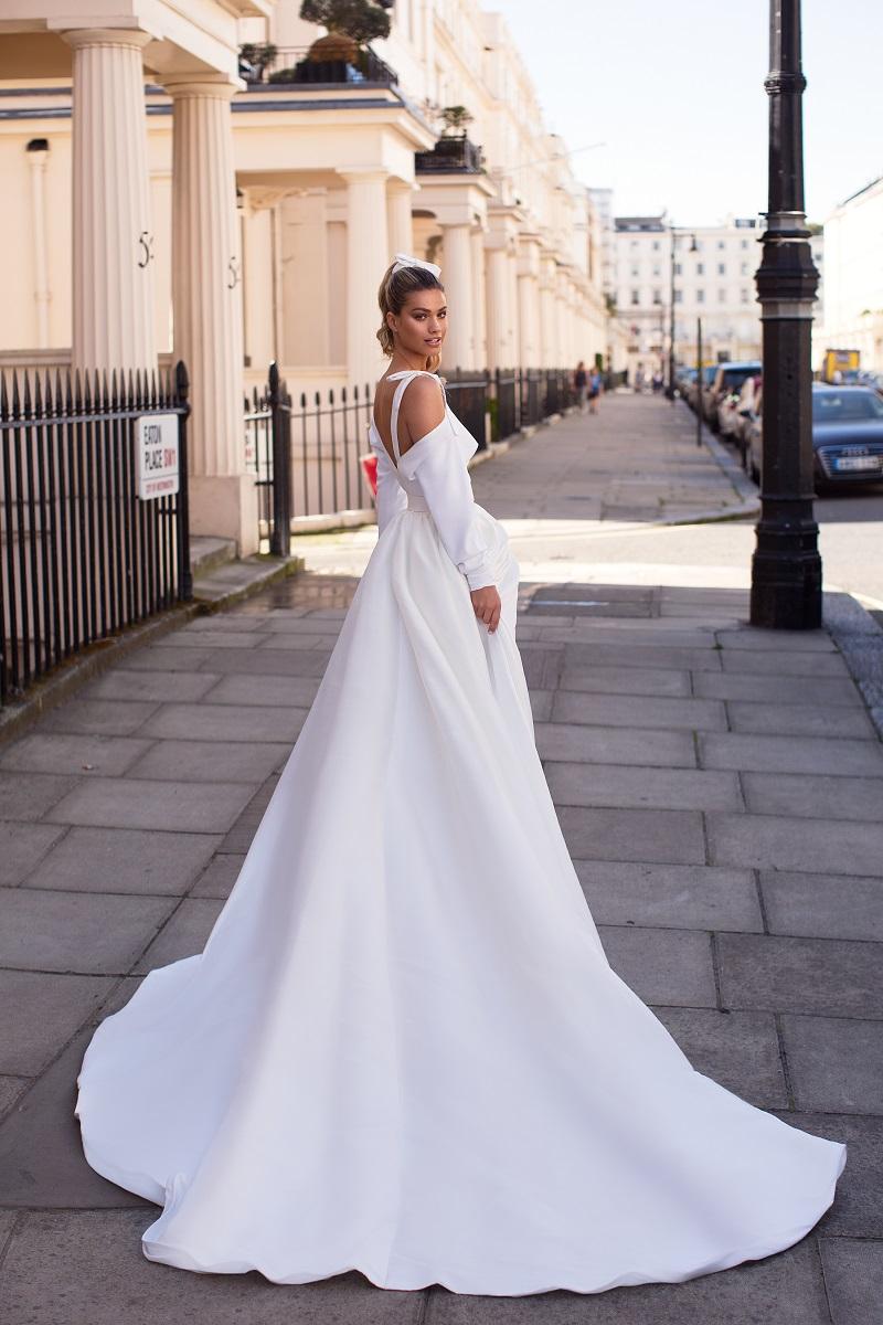 Rochie de mireasa Lucy by Milla Nova Model 2019, imagine 1
